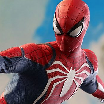 Spider-Man Sixth Scale Figure