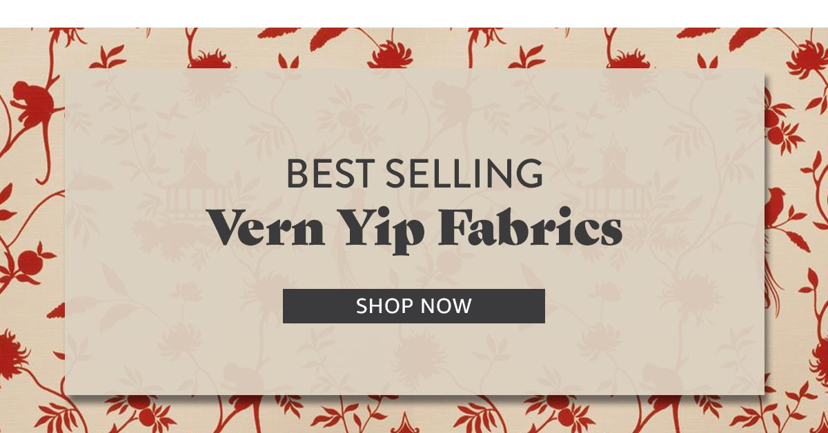 Best-Selling Vern Yip