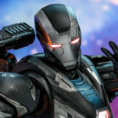 War Machine Sixth Scale Figure by Hot Toys