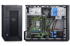 Just $319 for Dell PowerEdge Intel Xeon Tower Server + 41