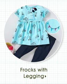 Frocks with Legging