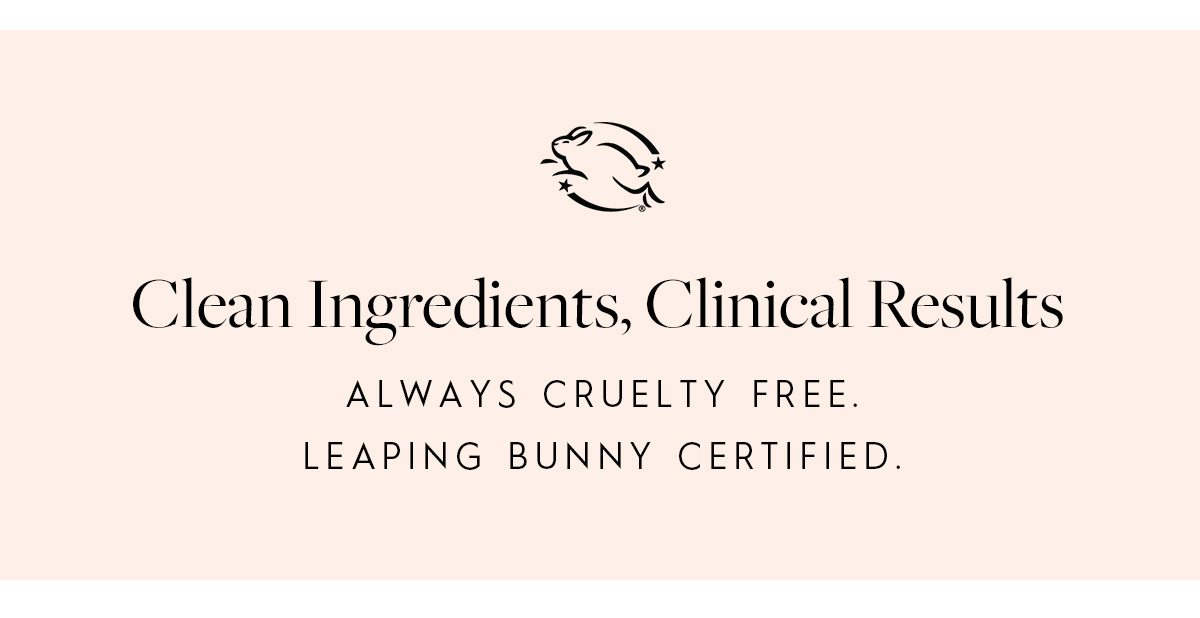Clean Ingredients, Clinical Results