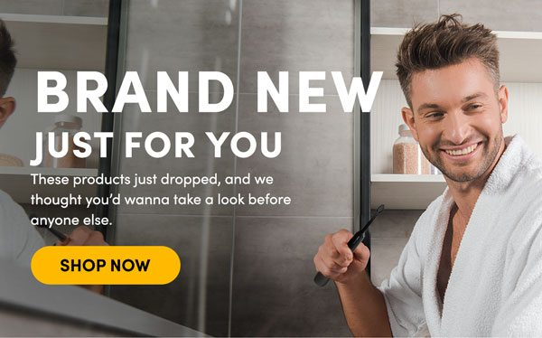 Brand New For You   Shop Now