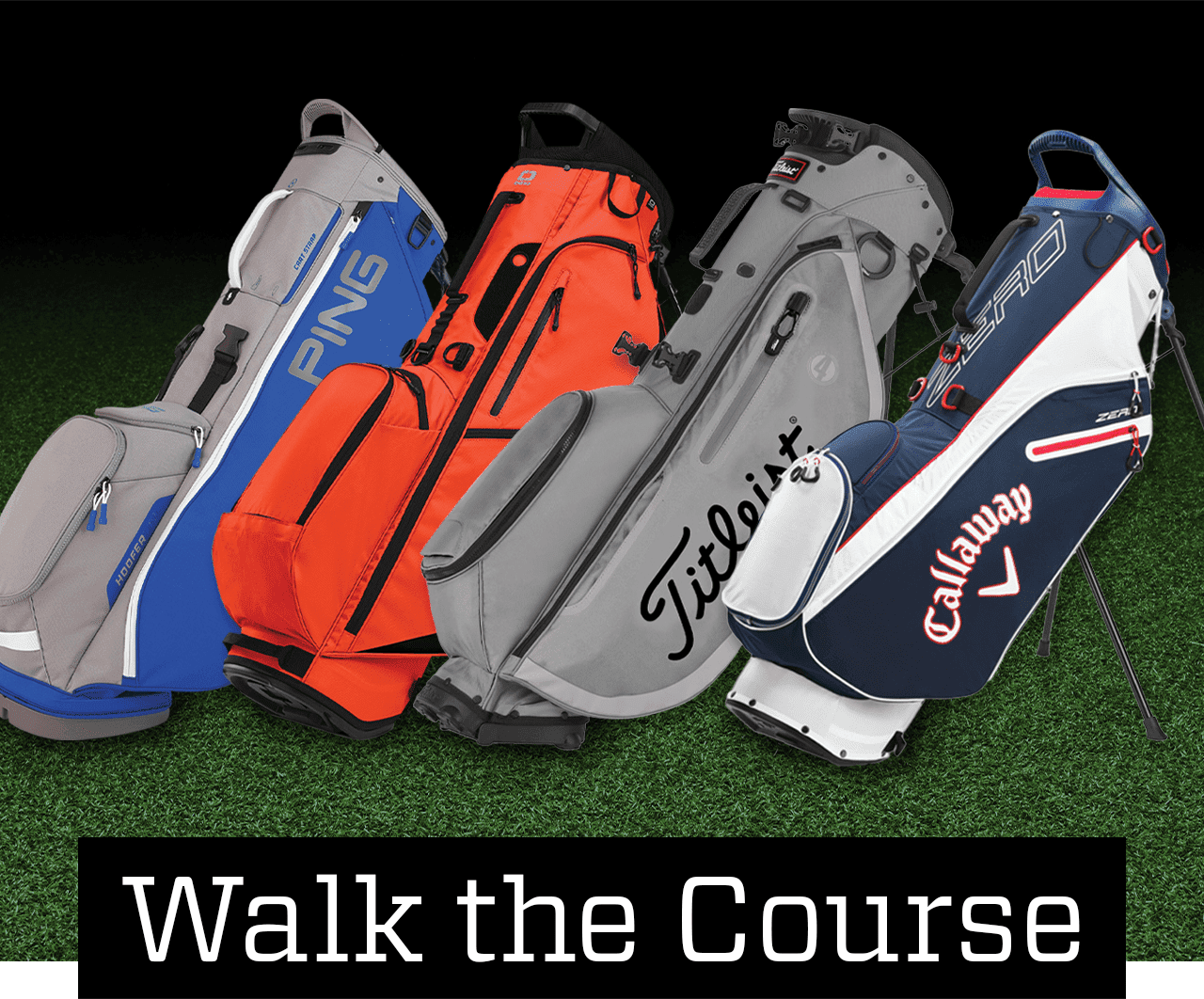 Walk the Course