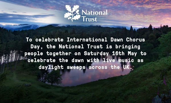 Celebrate the dawn - Find out more and sign up