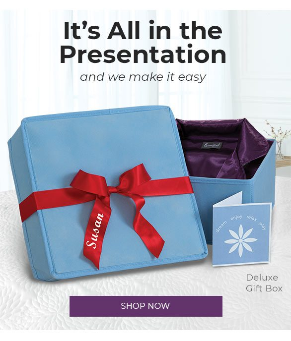 It's All in the Presentation and we make it easy
