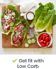 Get fit with Low Carb