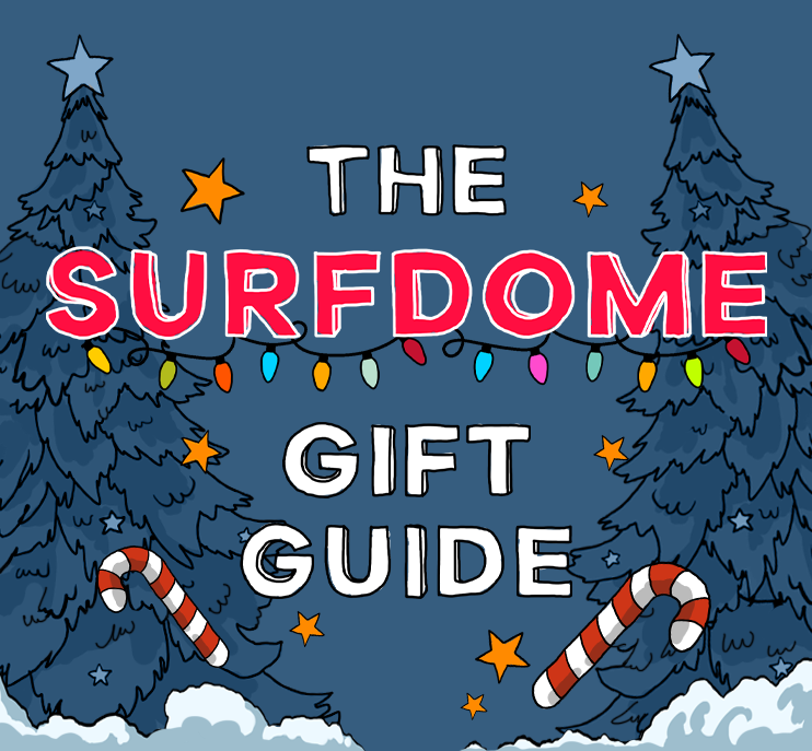 The Surfdome Gift Guide | Shop now