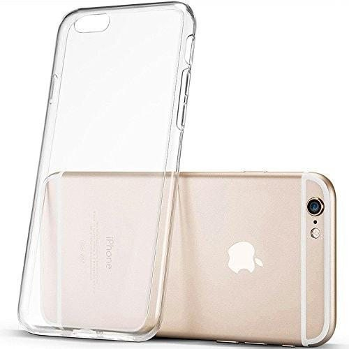 Key TPU Cell Phone Case Apple iPhone 6 (Clear)