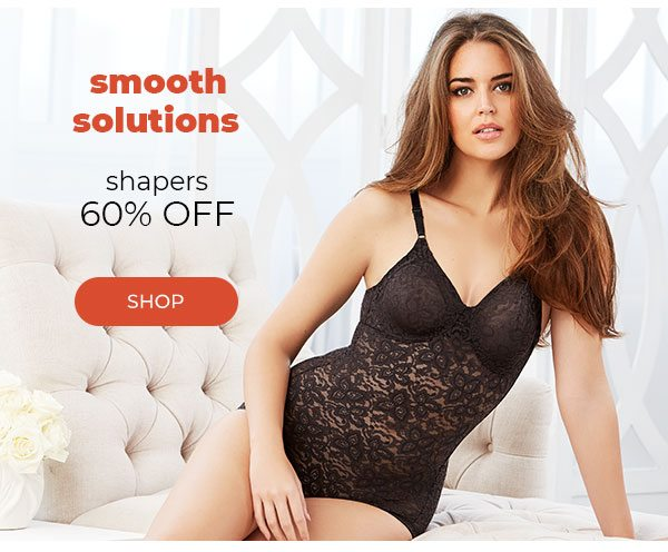 Shapewear 60% off - Turn on your images