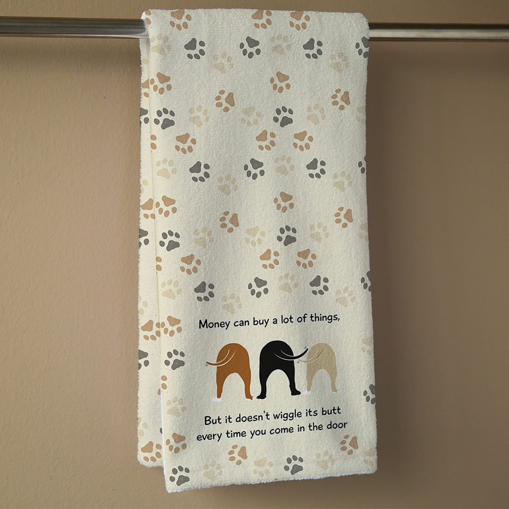Image of Wiggle Butts Hand Towel