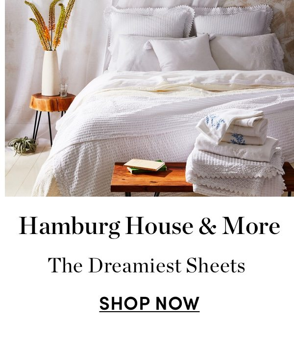 The Dreamiest Sheets