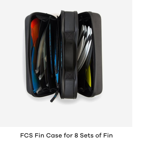 FCS Fin Case for 8 Sets of Fin