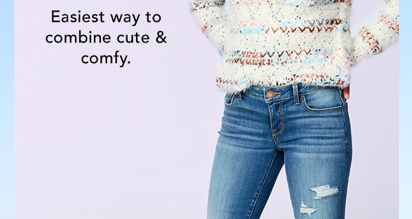 Easiest way to combine cute and comfy.