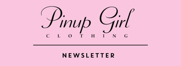 Pinup Girl Clothing Banner with link