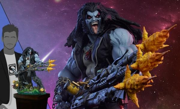 NOW AVAILABLE Exclusive Lobo Maquette by Sideshow Collectibles