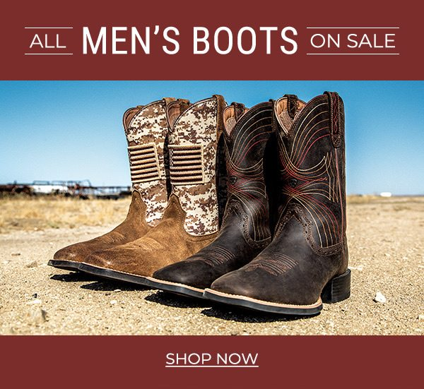 3d69705bac4 All Cowboy Boots on Sale - Over 3,000 Styles! - Sheplers.com Email ...