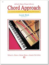 Alfred's Basic Piano: Chord Approach