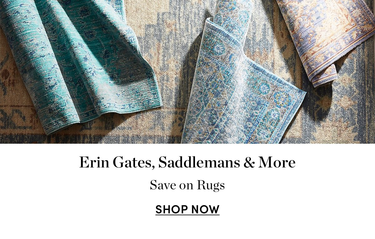 Erin Gates, Saddlemans & More