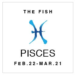 SHOP YOUR PISCES HOROSCOPE