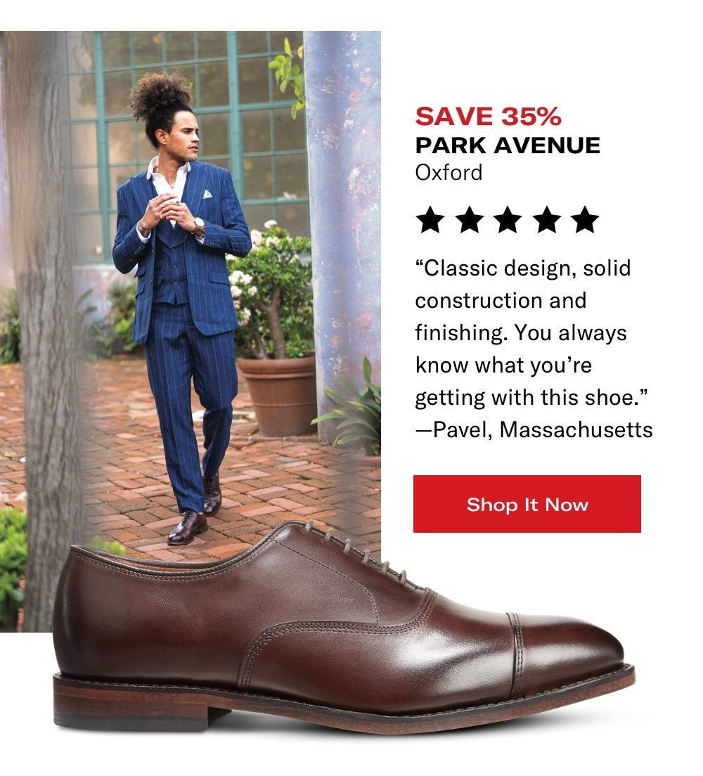 Shop Park Avenue Oxford - Save 35%