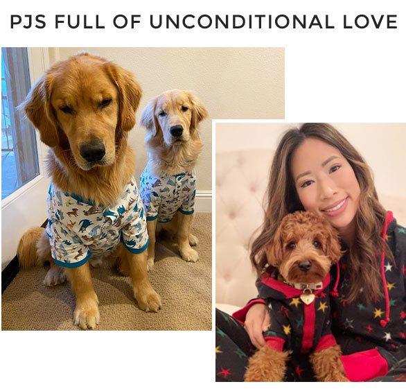 PJs Full Of Unconditional Love