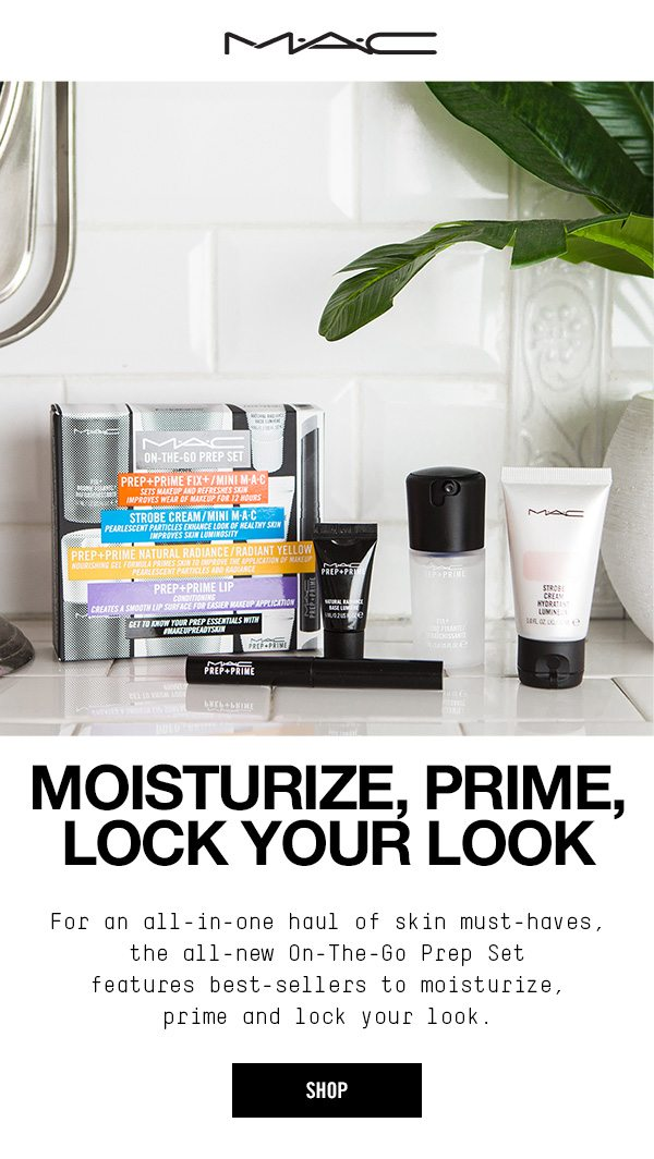 Mac Cosmetics New All In One Skincare Kit For Makeup Ready Skin. New All In One Skincare Kit For Makeup Ready Skin Mac Cosmetics