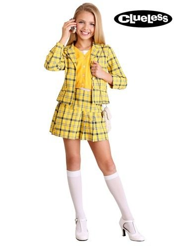Clueless Cher Costume For Girls
