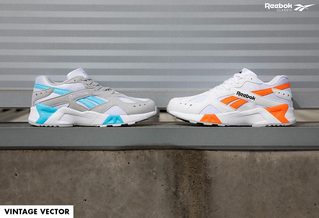 finest selection 706a1 1a48a The Reebok Aztrek was first introduced in 1993 as an all-purpose runner  designed for rugged terrain. In 2018, the Aztrek makes a comeback for the  first time ...
