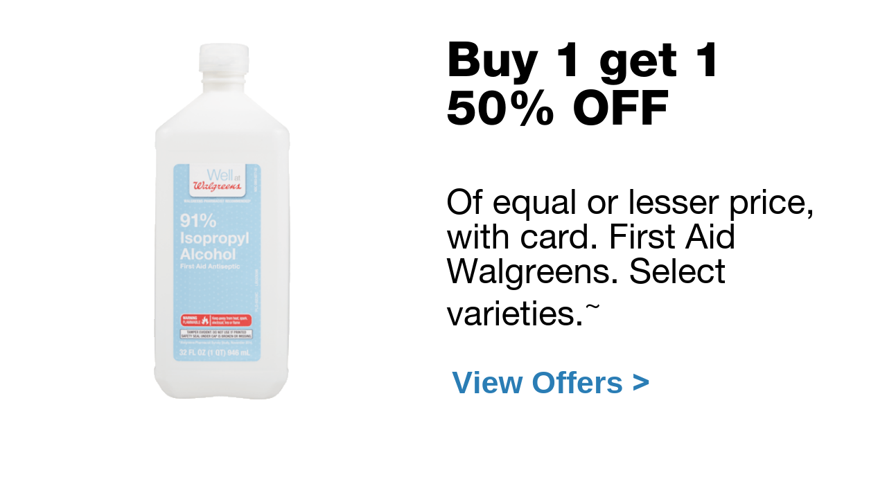 Get top deals that help give back + $1,700 in coupons - Walgreens ...