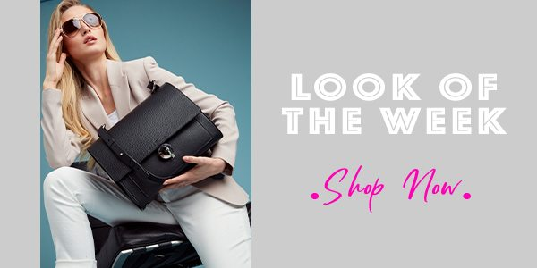 Look the Week - Get your hands on this new look