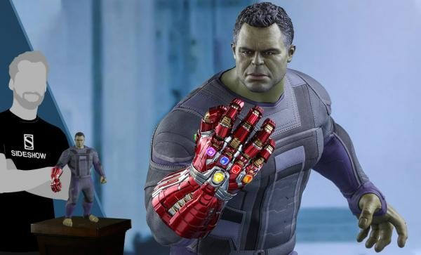 SHIPPING SOON Avengers: Endgame - Hulk Sixth Scale Figure by Hot Toys