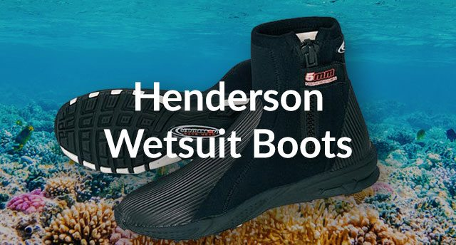 Henderson Wetsuit Boots