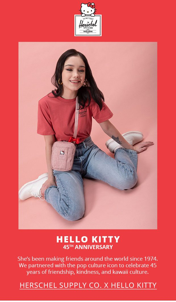 HELLO KITTY - Shop Herschel