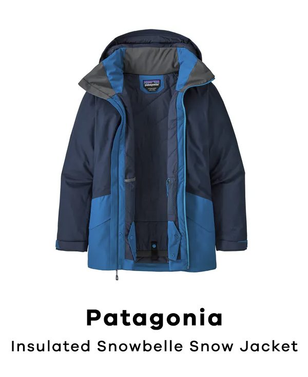 Patagonia Insulated Snowbelle Snow Jacket