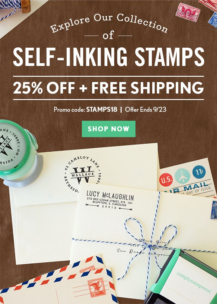 Promo code for simply stamps