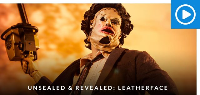 Unsealed and Revealed: Leatherface