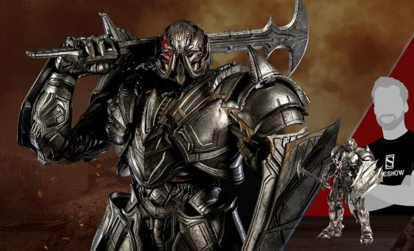 GET YOURS WHILE SUPPLIES LAST Megatron Deluxe Version Premium Scale Collectible Figure by ThreeA Toys