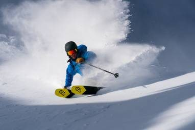 Free Gear Fridays: Sweet Protection Ski Goggles & Helmet Giveaway