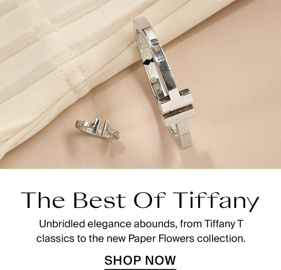 The Best Of Tiffany Shop Now