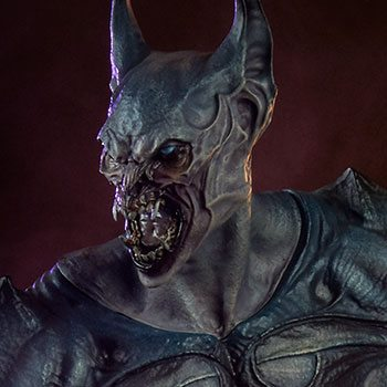 Batman Statue by Sideshow Collectibles Gotham City Nightmare Collection