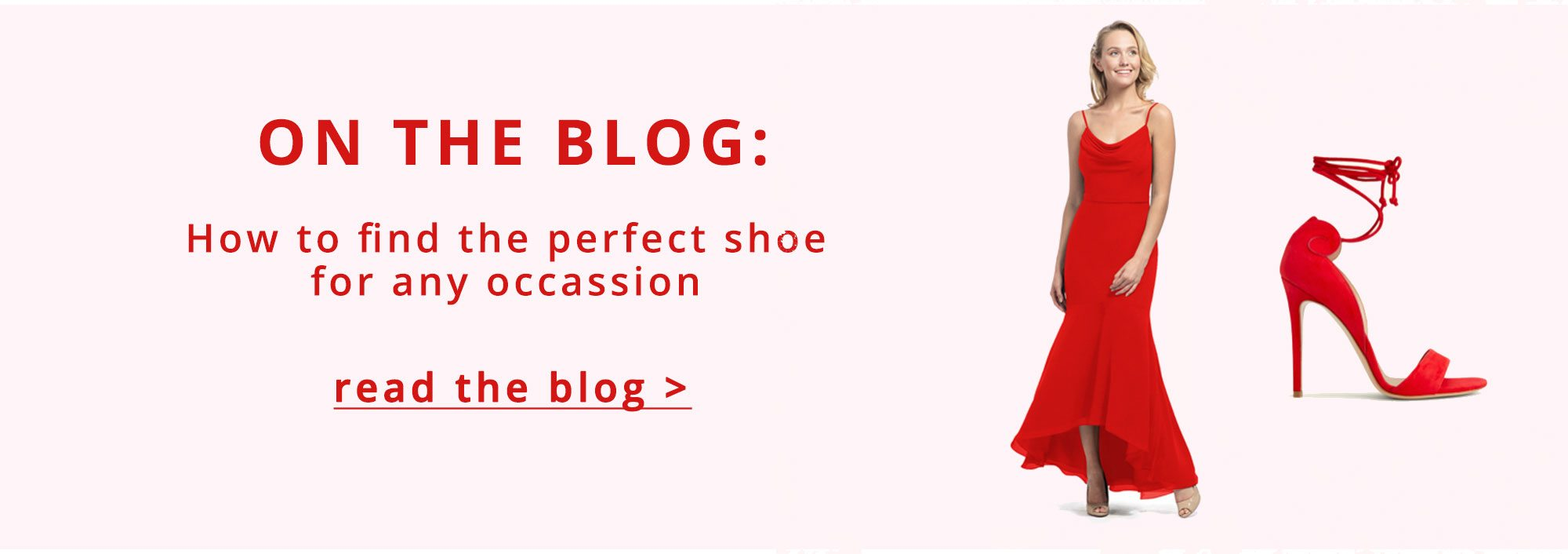 find the perfect shoes