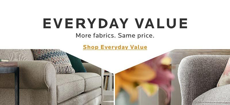 Everyday Value Items. Shop Now.