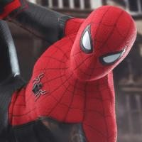 Spider-Man (Upgraded Suit) Sixth Scale Figure by Hot Toys