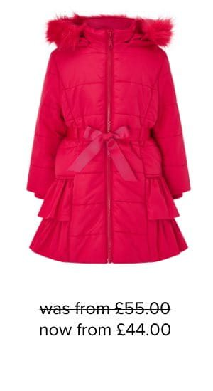 RUBY PADDED COAT WITH HOOD