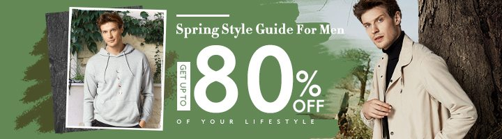 Spring Style Guide For Men