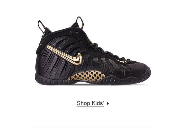 online store 5bd31 b58ea New Nike Foamposite just dropped. - Finish Line Email Archive
