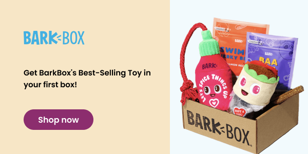 BarkBox: Get BarkBox's Best-Selling Toy in Your First Box
