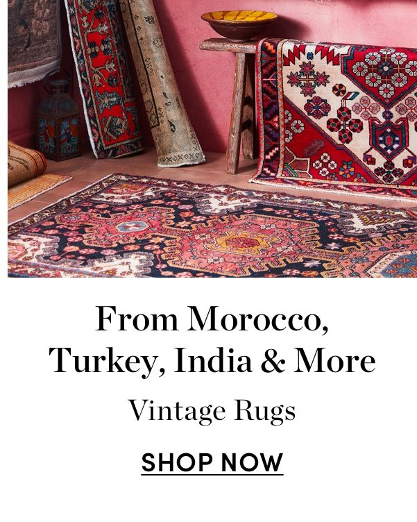 From Morocco, Turkey, India & More