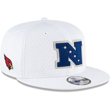 Arizona Cardinals New Era 2021 Pro Bowl NFC 9FIFTY Snapback Hat – White